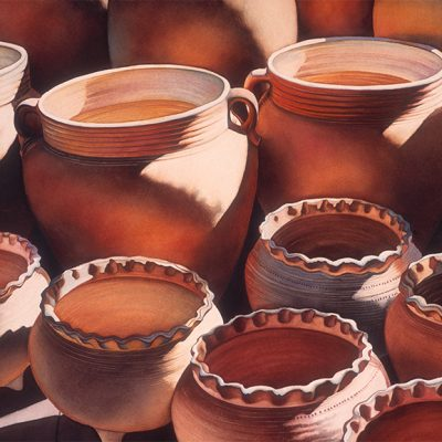 Pots And Jars Encore - The Artwork of Shirley Kleppe