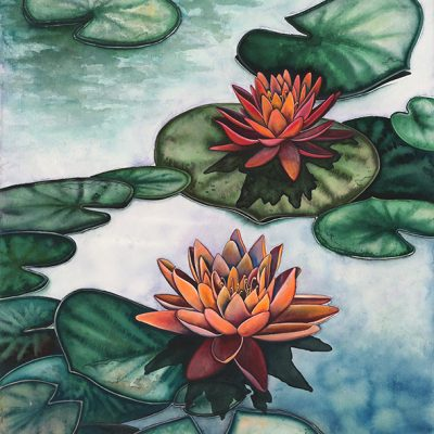 Twilight Tulips - The Artwork of Shirley Kleppe