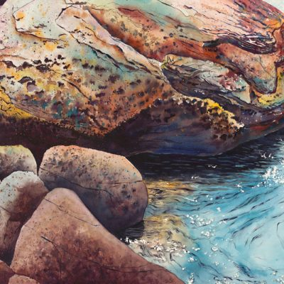 Sedona Springs - The Artwork of Shirley Kleppe