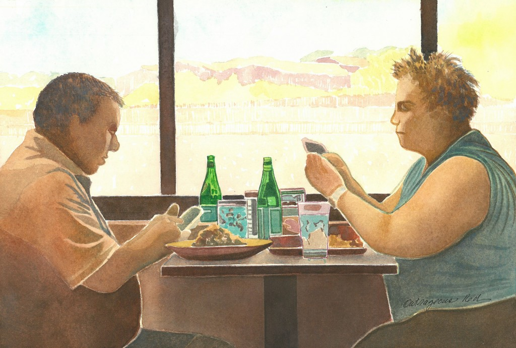 Email For Lunch by Shirley Kleppe